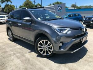 2017 Toyota RAV4 ASA44R Cruiser AWD Magnetic Grey 6 Speed Sports Automatic Wagon Maroochydore Maroochydore Area Preview