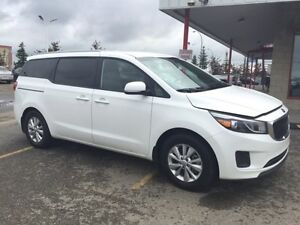 2017 Kia Sedona LX 8 PASSENGER Accident Free,  Bluetooth,  A/C,