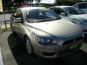 2011 Mitsubishi Lancer CJ MY11 SX Champagne 5 Speed Manual Sedan South Grafton Clarence Valley Preview