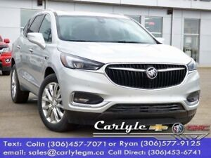 2018 Buick Enclave Dual S/R w/ NAV