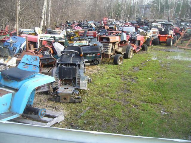 Lawn Tractor Parts Lawnmowers Amp Leaf Blowers Ottawa