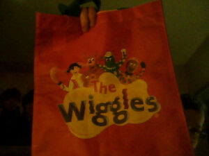 The Wiggles Tote Bag