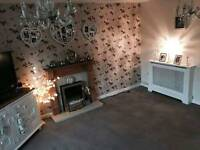 House exchange 2 bedroom house for a 3 bed house or BUNGALOW 15 miles from tw134sr lower Feltham