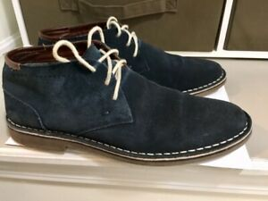 Kenneth Cole Reaction Suede Chuka boot