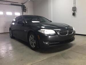 2011 BMW 535i, Navi, 360 camera, Executive pkg, sport pkg