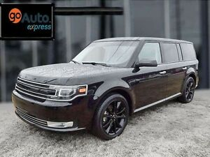2016 Ford Flex Limited leather awd certified pre owned