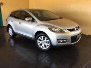 2007 Mazda CX-7 ER Luxury (4x4) Silver 6 Speed Auto Activematic Wagon South Toowoomba Toowoomba City Preview