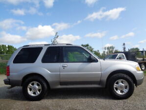 2003 Ford Explorer Sport SUV,-4X4-4.0L V6-CLEAN-DRIVES GREAT