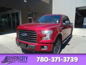 2016 Ford F-150 4WD SUPERCREW SPORT Heated Seats,  Bluetooth,  A
