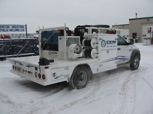2008 Welding Rig for Sale Revelstoke British Columbia image 3