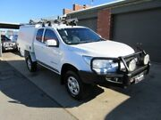 2014 Holden Colorado RG MY14 LX (4x4) White 6 Speed Manual Spacecab Gilles Plains Port Adelaide Area Preview