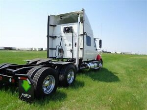 2012 International ProStar +122, Used Sleeper Tractor Regina Regina Area image 2