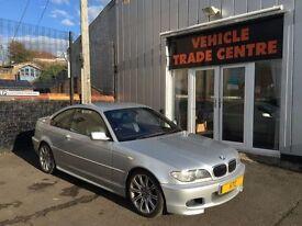 54 BMW 330 3.0 PETROL COUPE