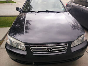 2001 Toyota Camry CE Sedan - Active Clean Female Driven Low KM