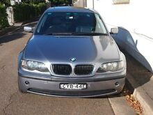 2004 BMW 320i E46 MY2004 Executive Silver 5 Speed Automatic Sedan Petersham Marrickville Area Preview