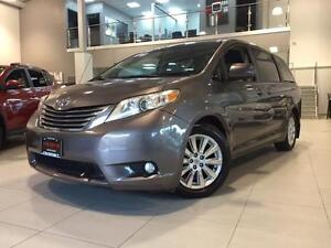 2011 Toyota Sienna XLE-LEATHER-SUNROOF-REAR CAMERA