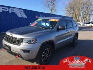 2018 Jeep Grand Cherokee Trailhawk HEMI