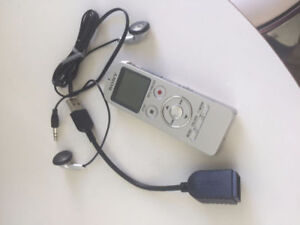 CHEAP - High quality sony voice recorder