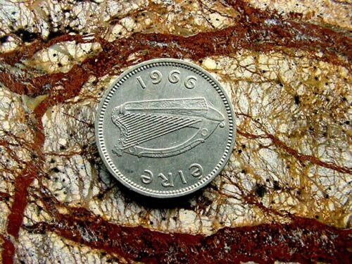1966  Ireland   3 Pence  XF