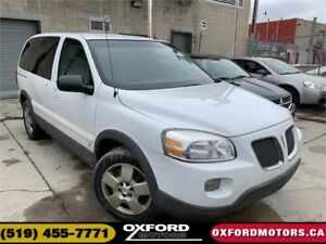 2009 Pontiac Montana SV6 | FRESH TRADE | AS IS