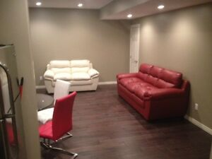 Rooms for Rent in a 2 Bedroom Legal Basement Suite