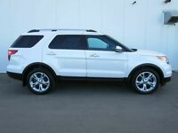 2011 Ford Explorer Limited $190 Bi-Weekly! 7 Passenger SUV!