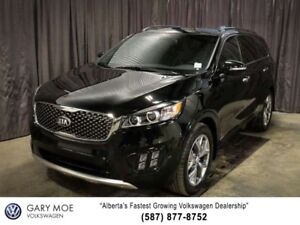 2016 Kia Sorento SX, Remote Start, Back Up Camera, Heated and Co
