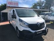 2015 Renault Trafic X82 LWB White 6 Speed Manual Van Mayfield West Newcastle Area Preview