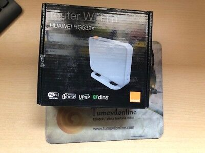 HUAWEI HG532s - MÓDEM de ORANGE - Home Gateway WIFI wireless router...