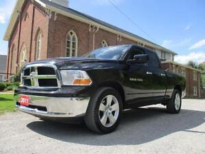 2011 Ram 1500 SLT - JUST IN! 4X4 SUPER CLEAN!!