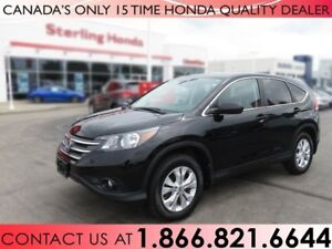 2014 Honda CR-V EX | 1 OWNER | SUNROOF