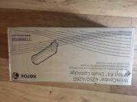 Original Xerox toners sealed and unused
