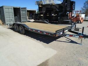 PJ BUGGY HAULER - 5 TON 7 X 20' BED -YOUR LOWEST CANADIAN PRICE London Ontario image 3