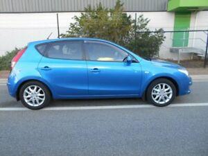 2008 Hyundai i30 FD SLX Blue 4 Speed Automatic Hatchback Beverley Charles Sturt Area Preview