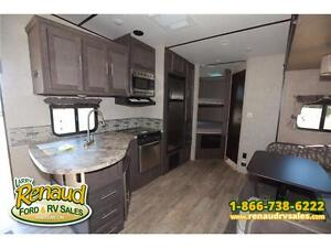 NEW 2016 Forest River Surveyor 275 BHSS Bunk House 5th Wheel Windsor Region Ontario image 16