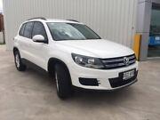 2012 Volkswagen Tiguan White Sports Automatic Dual Clutch Wagon Port Augusta Port Augusta City Preview