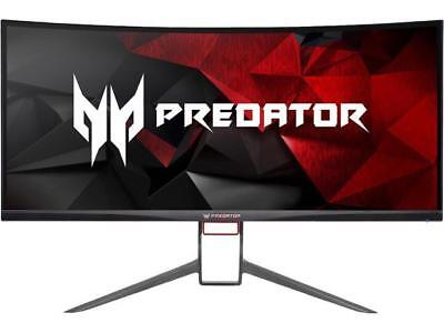 """Acer Predator X34 Gaming Monitor 34"""" Curved 2K NVIDIA Ultra-wide G-SYNC 120Hz"""