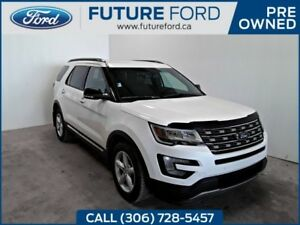 2016 Ford Explorer XLT | FORD CERTIFIED PRE-OWNED | 172 POINT IN