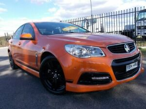 2013 Holden Commodore VF MY14 SS Orange 6 Speed Manual Sedan Singleton Singleton Area Preview