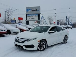 2017 Honda Civic LX ONLY $19 DOWN $73/WKLY!!