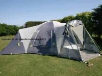 Sunnycamp large 12 man family tent