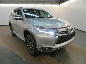 2016 Mitsubishi Pajero Sport QE Exceed (4x4) Silver 8 Speed Automatic Wagon Albion Brimbank Area Preview