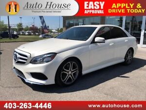 2014 MERCEDES E300 4MATIC NAVIGATION BACKUP CAMERA