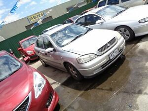 2001 Holden Astra TS CD Adventurine Silver 4 Speed Automatic Hatchback Laverton Wyndham Area Preview