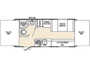 ALL NEW 2017 COACHMEN CLIPPERS ULTRA LITE Windsor Region Ontario image 8