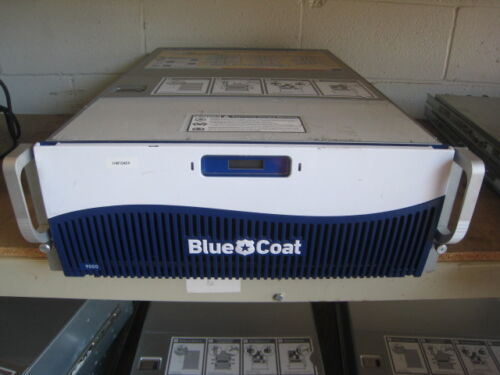 Blue Coat Proxy 9000 Series SG9000-10-PR security appliance FREE SHIPPING