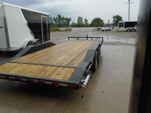 PJ BUGGY HAULER - 5 TON 7 X 20' BED -YOUR LOWEST CANADIAN PRICE London Ontario image 10