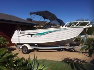 Trailcraft ali boat