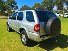 1999 Holden Frontera MX SE Silver 4 Speed Automatic Wagon North Brighton Holdfast Bay Preview