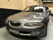1993 Eunos 500 Silver 4 Speed Automatic Sedan Cambridge Park Penrith Area Preview